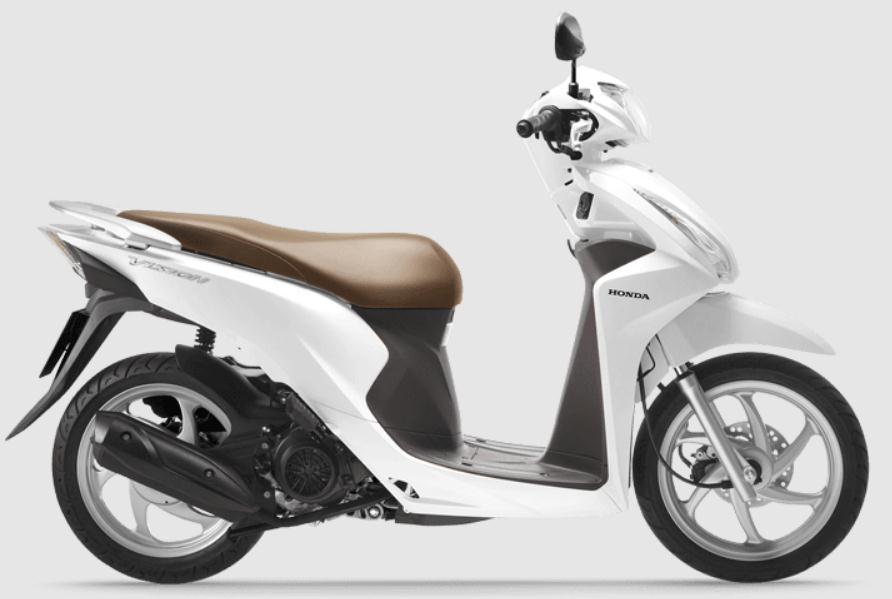Honda Vision, Honda Vision 2021, Honda Vision 2021, Honda, Vision 2021, Giá xe Vision, xe ga Honda, xe tay ga