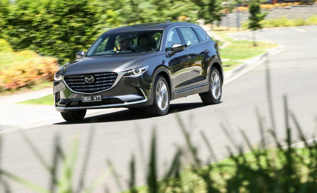 oto Mazda 2021, gia xe CX-9 2022