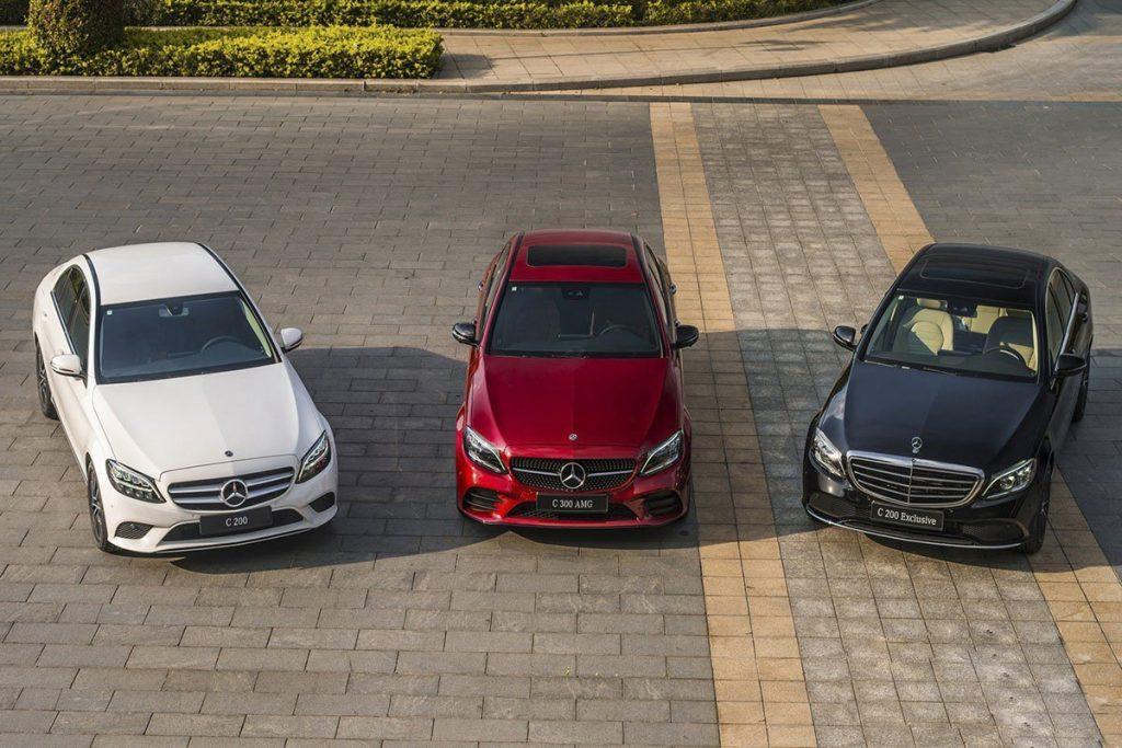Mercedes-Benz C-Class, gia xe C-Class2021