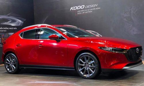 Mazda3, oto Mazda, Mazda 3 2021