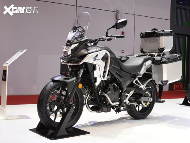 Honda CB400X, Moto CB400X 2021