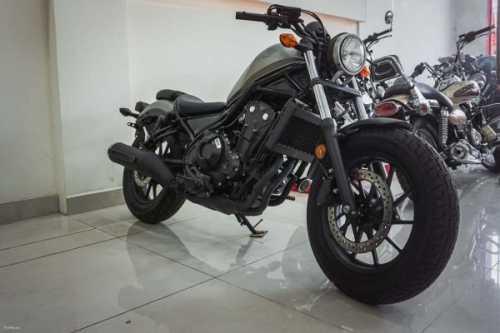 Honda Rebel 500, gia Rebel 500 2021