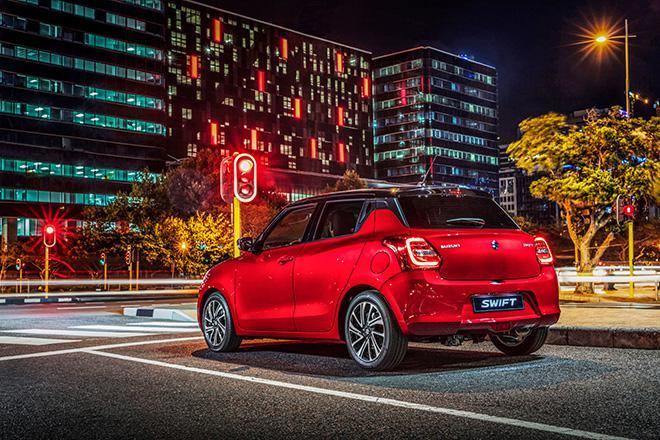 Suzuki Swift, gia xeNew Swift 2021