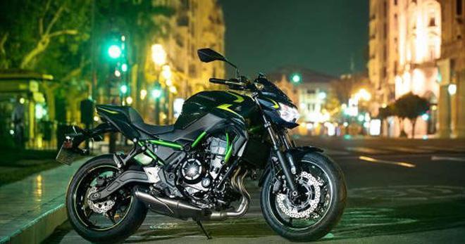 Kawasaki Z650, Z650 2021