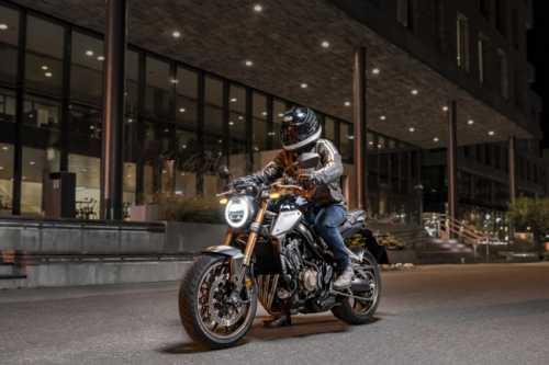 Moto Honda, gia xe CB650R 2021