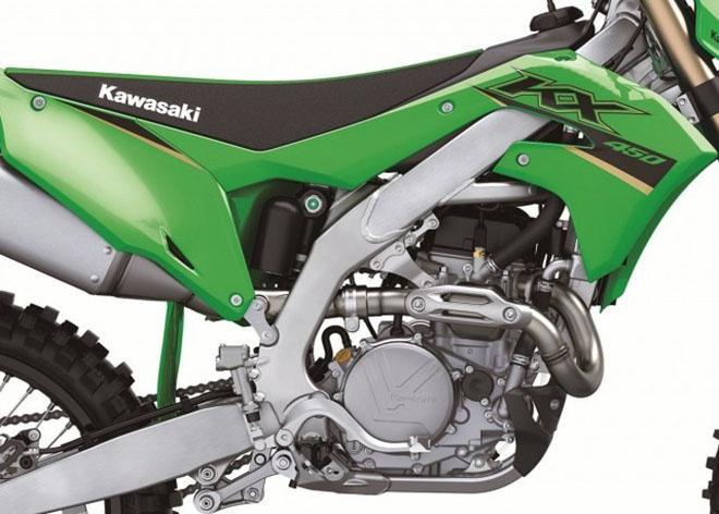 Kawasaki KX450 2021