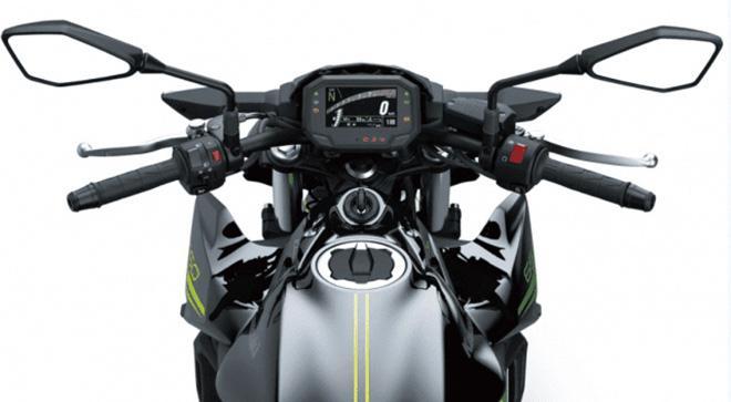 Kawasaki Z650, gia xe Z650 2021