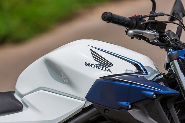 Honda CB500F, CB500F 2021