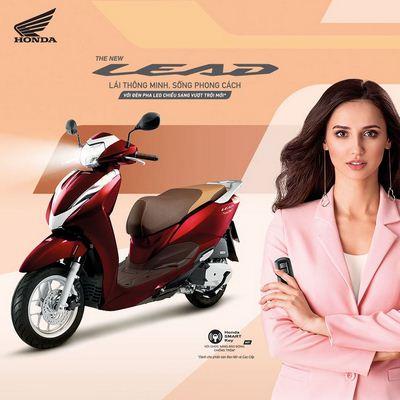 Honda Lead 125cc, gia xe Lead 2022