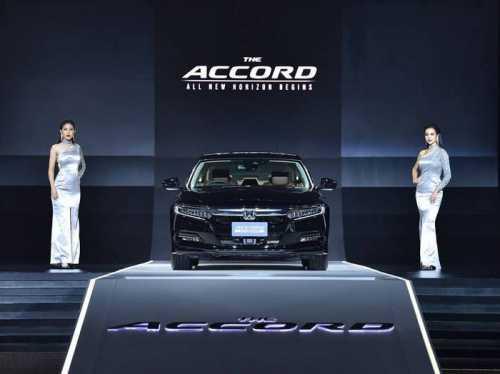 Honda Accord, Giá xe Accord 2021