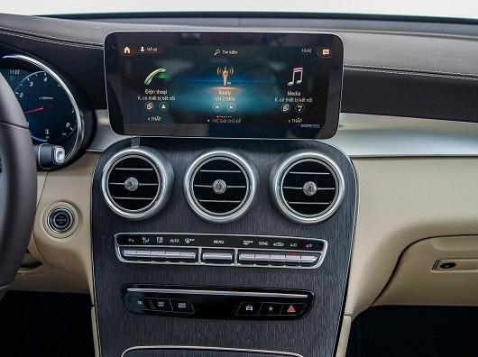 Mercedes GLC 300, Giá xe GLC 300 2021