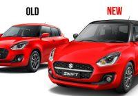 Suzuki Swift Facelift 2021