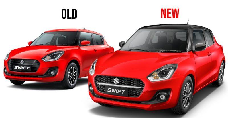 oto Suzuki 2022, gia xe Swift, suzuki-swift-2022