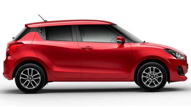 Suzuki Swift, New Swift 2021