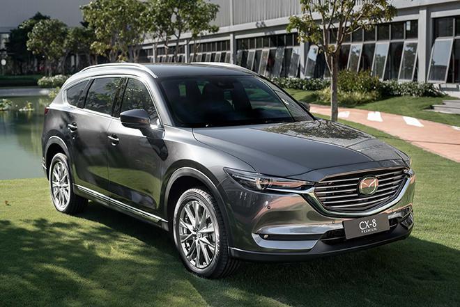 oto Mazda 2022, gia xe cx8, mazda cx-8 2021
