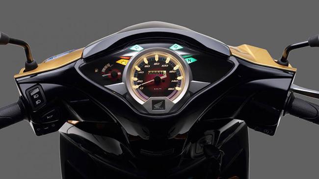 Honda Wave 125i gia xe Wave 125i 2021