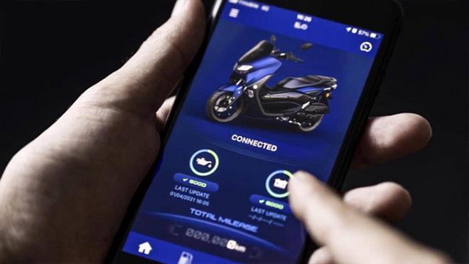 Yamaha NMAX 125, gia NMAX 125 2021