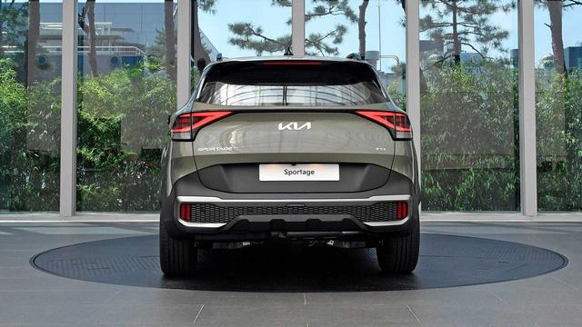 Oto Kia 2021, gia xe Kia Sportage 2022
