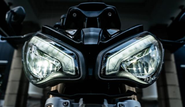 moto triumph 2022, triumph Speed Triple RS 2021