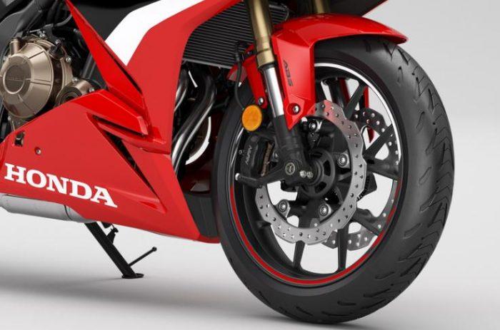 moto honda 2022, gia xe cbr500r, honda cbr500r 2022