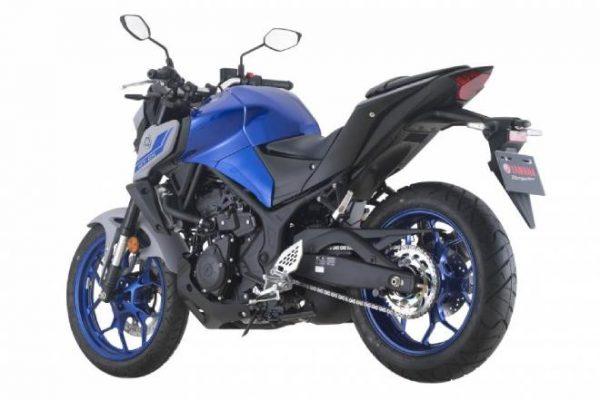 moto yamaha 2022, gia xe mt25, yamaha-mt-25-2022